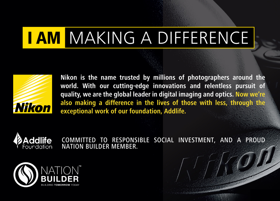 Nikon Ad project_Addlife
